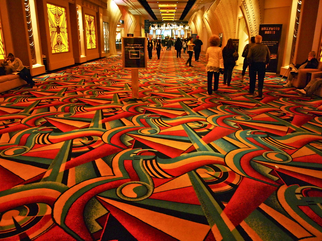 Home Theater Carpet Designs